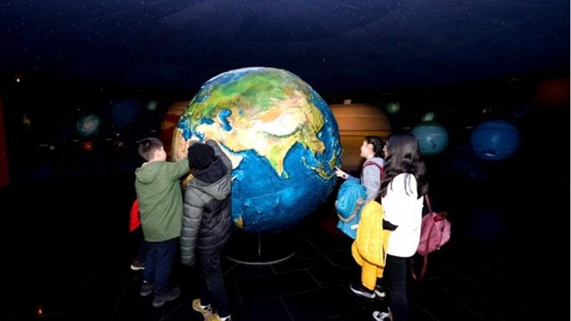 Çocuklar ve gençler Ankaradaki müzeleri keşfe çıktı
