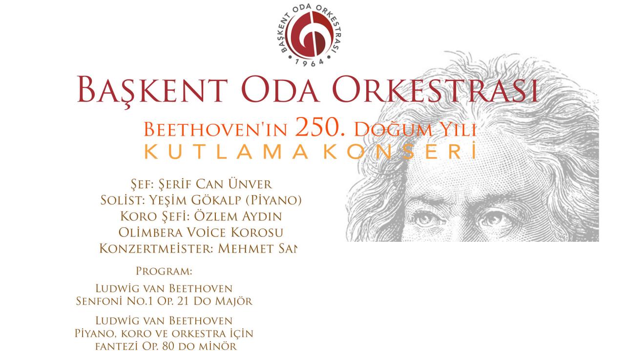 Beethovenin 250inci doğum yılı kutlanıyor