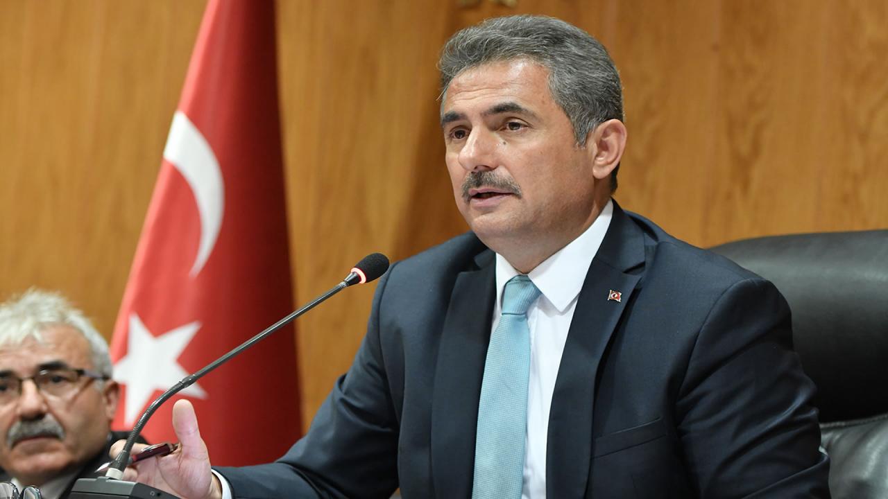 Mamak Belediye Başkanı Köseden Büyükşehire tepki