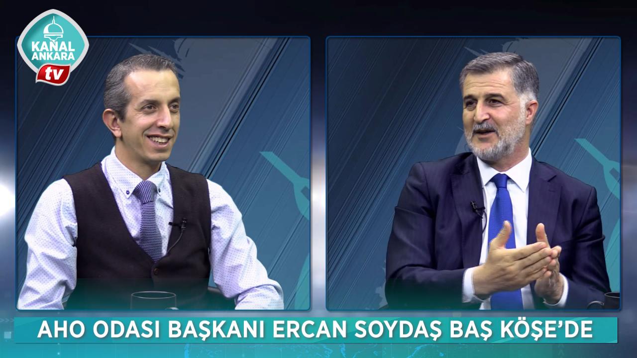 Baş Köşenin ilk konuğu Ercan Soydaş