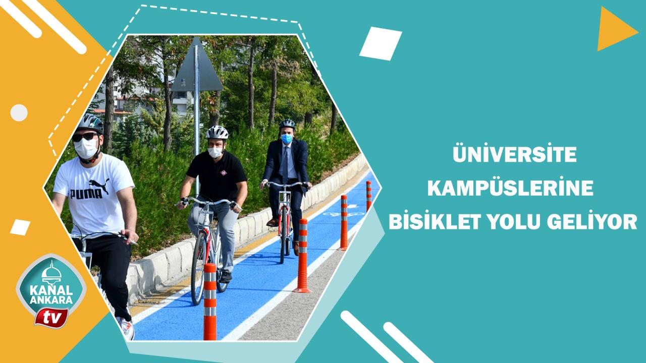 Bisiklet yolu müjdesi