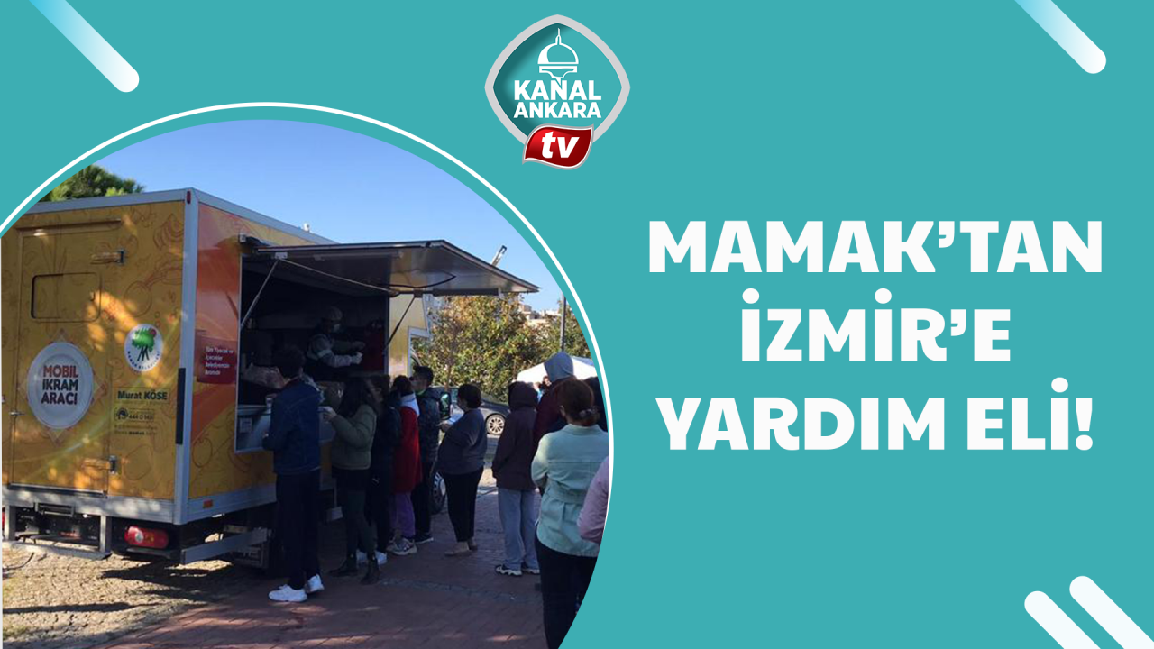 Mamaktan İzmire destek!