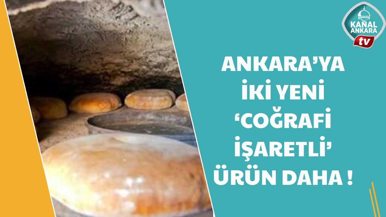 Ankaranın en çok coğrafi işarete sahip ilçesi hangisi?