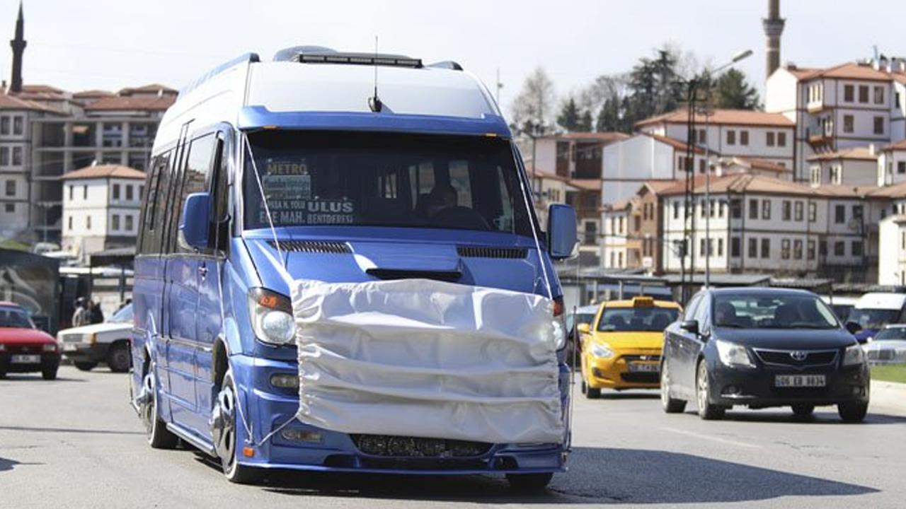 Ankarada minibüs tarifeleri zamlanıyor mu?