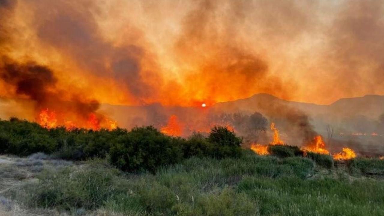 Ankarada yangın tedbirleri!